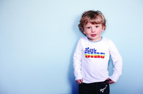 Felix Pearce-Luddy Jools Oliver range for Mothercare 2012