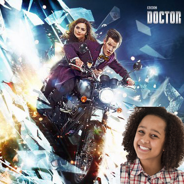 Eve De Leon Allen Doctor Who Role of Angie