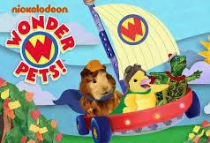Wonderpets - Nick Jnr - Lead Role of Linny & numerous other roles