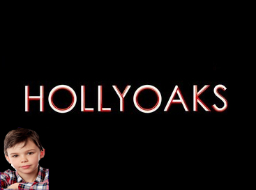 Freddie Phillips - Hollyoaks - Role of young Dodger - AK 2014