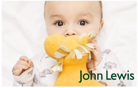Elijah on the John Lewis website
