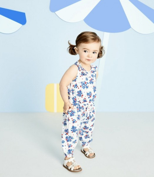 Rosie for Mothercare SS17