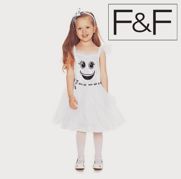 Eliza for F&F Halloween line 2017