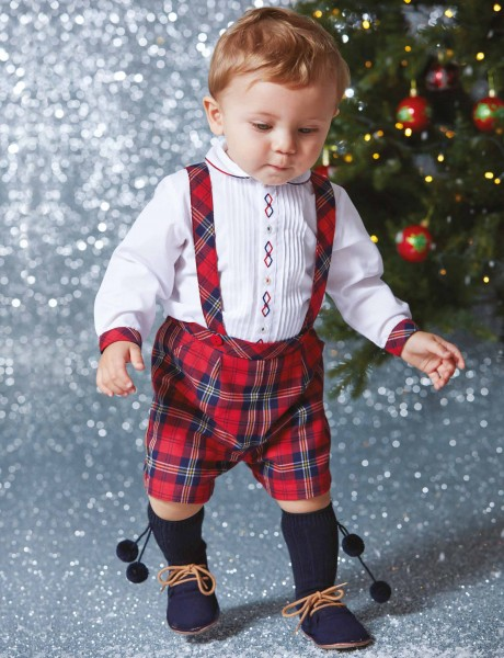 Owen for Baby London Christmas issue 2017