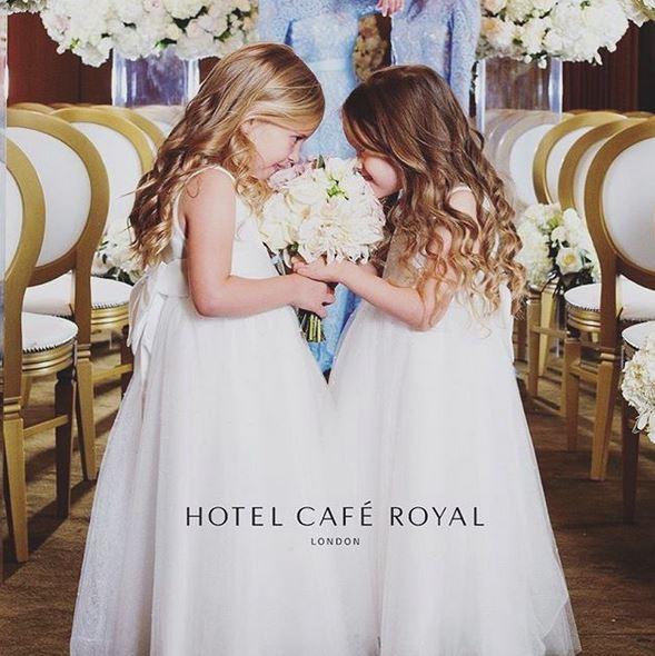 Eliza Preece - Hotel Cafe Royal 2018