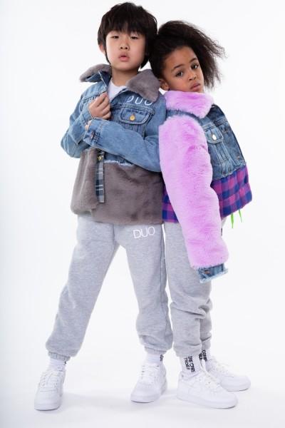 Youkai Kingsley Chen & Amayah Campbell- Natasha Zinko AW19