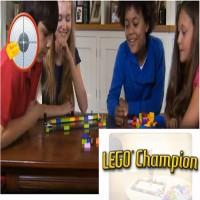 Kendra, Nicholas, Aaron, Kendra, Alicia (Lego Champion Games) Lego Commercial