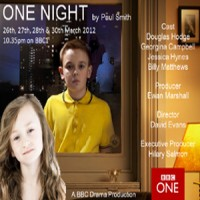 Trixiebelle Harrowell ('One Night' BBC Drama) 2012 AK