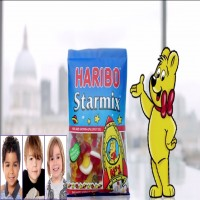 Bert Davis Haribo Starmix Commercial 2014