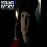 Trixiebelle Harrowell ' Sherlock Holmes' March 2014 AK
