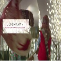 Freddie Phillips ' Debenhams Xmas Commercial ' November 2014 AK