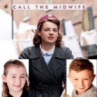 Alfie Stoker & Kayci Hamill - Call the Midwife - AK 2014