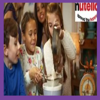 Alfie Stoker ' Nutella Commercial ' Feb 2015 AK