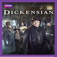 Imogen Faires is Nell in Dickensian