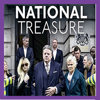 Renaee-Mya plays Frances in National Treasure