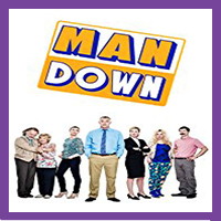 Jocelyn Macnab plays Lucy in Series 3 of Man Down