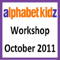 Alphabet Kidz - October 2011 - Workshop
