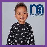 John for Mothercare Halloween Line 2017