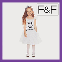Eliza for F&F Halloween line 2017