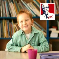 Jamie Oram (KFC Commercial) AK