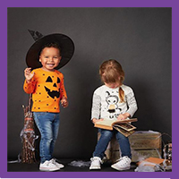 John King - Halloween Mothercare - Oct 18