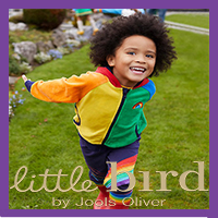River Ejiofor - Little Bird by Jools Oliver 2018
