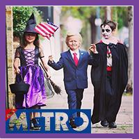 Jonathan McCarthy - Halloween for The Metro 2017