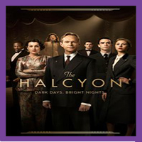 Bella Padden is Dora in The Halcyon