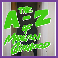 Sheya McAllister in The A-Z of Modern Girlhood