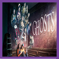 Ethan Alston is Colin in Episode 3 of Ghosts