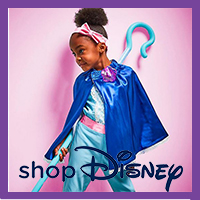 Nyah Rose Reynolds - Disney Store - June 2019