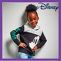 Nyah Rose Reynolds - Disney Store - July 2019