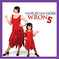Mahalia Martin-Jones - The Play That Goes Wrong - Sep 2019