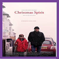 Bert Davis in Christmas Spirit Short Film