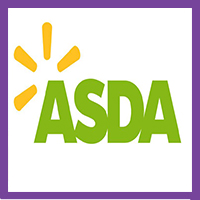 Chelsea Hindle for Get The Asda Price Feeling This Autumn - July 2021