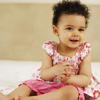 Imani Ferris (Tesco Baby and Toddler Magazine)